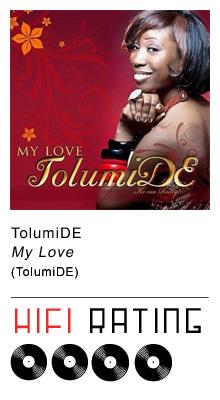 TolumiDE: My Love | HiFi Magazine