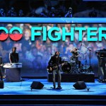 Foo Fighters perform at the Democratic National Convention held at the Time Warner Cable Arena on Sept. 6, 2012.