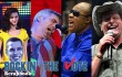 Collage of Katy Perry, Taylor Hicks, Stevie Wonder and Ted Nugent / Rockin' the Vote (2012) Header