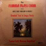 Florida Mass Choir's first album, 1979.