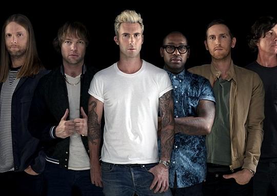 Maroon 5 discografia