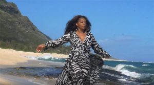 Screenshot from Shalamar Reload video / The Mood