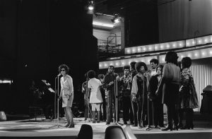 Edwin Hawkins Singers, 1970 in the Netherlands at Grand Gala du Disque Populaire