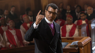 'Come Sunday' with actor Chiwetel Ejiofor portraying Rev. Carlton Pearson