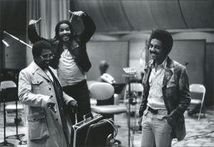 James Mtume with Reggie Lucas and Wade Marcus