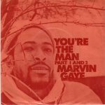 "1972; ""You're the Man"" UK cover"