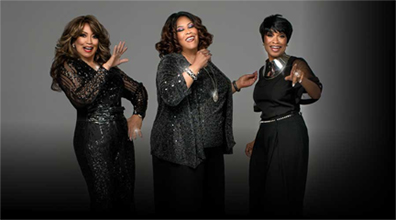 Linda Clifford, Martha Wash and Norma Jean Wright - veterans in classic disco - team up for First Ladies of Disco. They have a Top 20 hit this year on the dance charts.